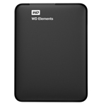 WD Elements Portable Ex.HDD 500GB ดำ (BUZG5000ABK-PESN)