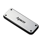 Apacer AH328 Flash Drive 32GB สีเงิน