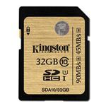 Kingston SDHC UHS-I Ultimate Class10 Memory Card 32GB